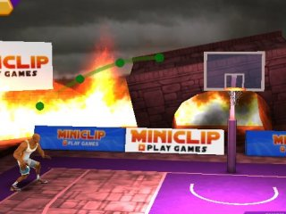 Basketball Jam Shots - 3