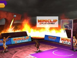 Basketball Jam Shots - 4