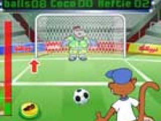 Cocos penalty shoot-out - 1