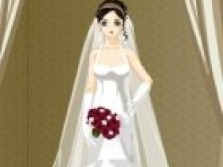 Elegant Wedding Dressup
