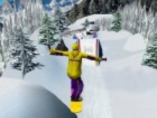 Freestyle Snowboard - 3