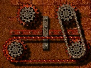 Gears And Chain: Spin It 2 - 4