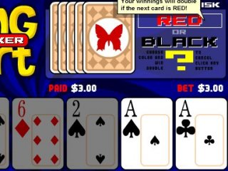 Joking Apart Video Poker - 2