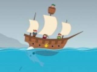 Moby Dick: The Video Game - 2