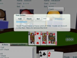 Multiplayer Poker - 3