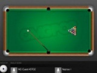 Online Multiplayer Pool