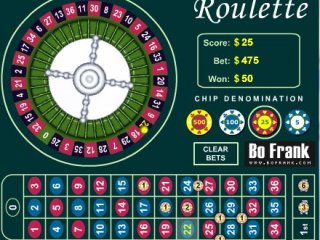 Play Roulette - 1