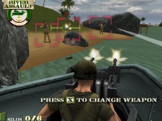 River Assault - 3