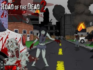 Road Of The Dead 2 - 1