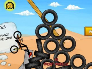 Stickman BMX Freestyle - 4