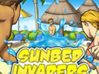Sunbed Invaders - 1