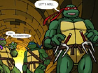 Teenage Mutant Ninja Turtles - 3