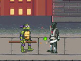 Teenage Mutant Ninja Turtles - 4