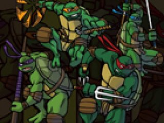 Teenage Mutant Ninja Turtles - 1