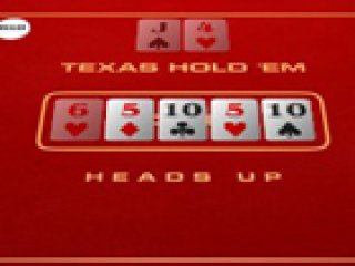 Texas Hold 'em Poker: Heads Up - 3
