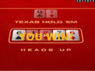Texas Hold 'em Poker: Heads Up - 5