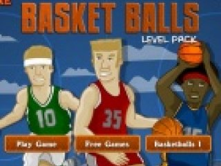 Basketballs Level Pack - 1
