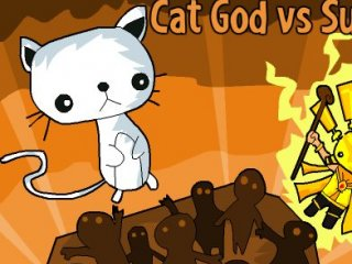 Cat God vs. Sun King 2