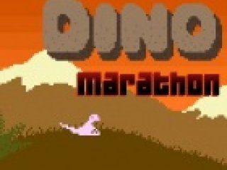Dino Run Marathon of Doom - 1
