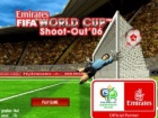 Emirates FIFA World Cup Shootout - 1