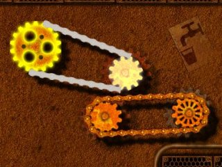 Gears And Chain: Spin It 2