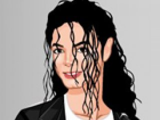 Micheal Jackson Dress Up