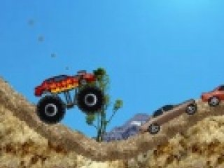 Monster Truck Demolisher - 2