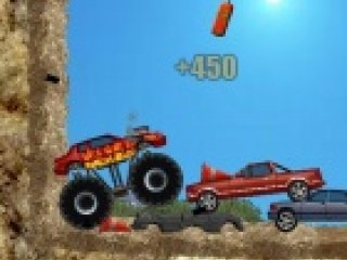 Monster Truck Demolisher - 4