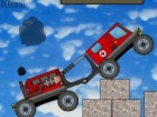 Mountain Rescue Driver 2