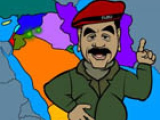 Saddam from Iraq