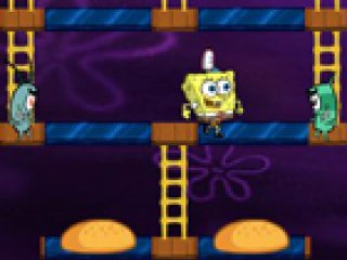 Sponge Bob Square Pants Patty Panic