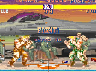 Street Fighter 2 Champion Edition - 2